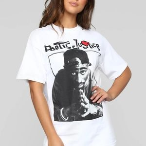 Poetic Justice Unisex T Shirt